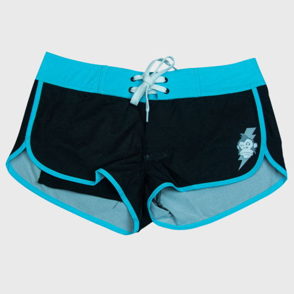 Thundermonkey_ladies_boardshorts_blue_front